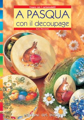A Pasqua con il decoupage