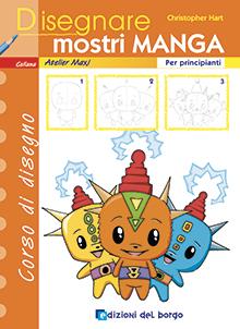Disegnare mostri manga