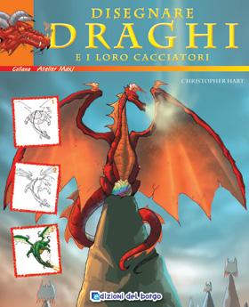 Disegnare draghi e i loro cacciatori