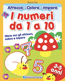 I numeri da 1 a 10