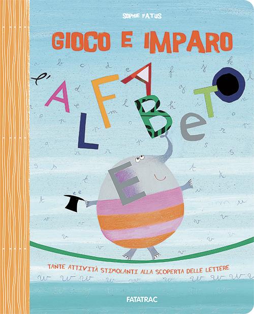 Gioco e imparo l'alfabeto