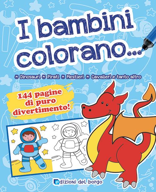 I bambini colorano