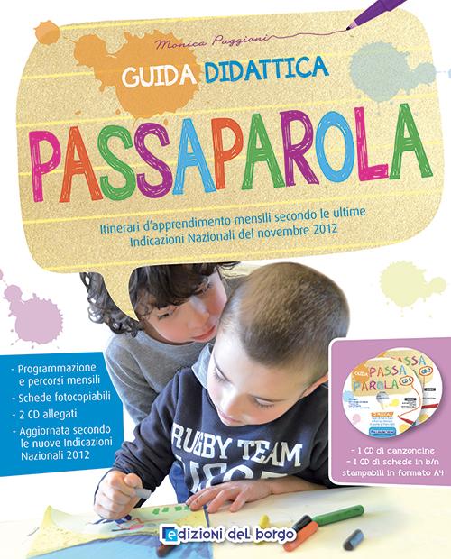 Passaparola - guida didattica
