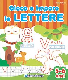 Gioco e imparo le lettere