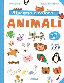 Disegna e colora - Animali