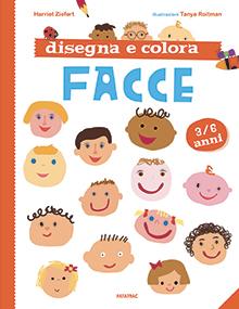 Disegna e colora - Facce