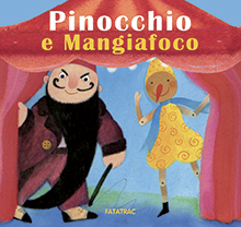 Pinocchio e Mangiafoco