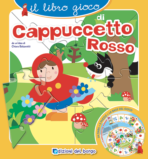 Il libro gioco di Cappuccetto Rosso