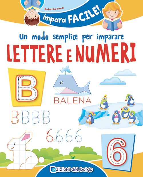 Impara facile - Lettere e numeri
