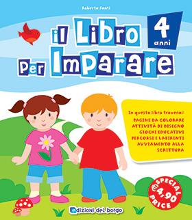 Il libro per imparare 4 anni