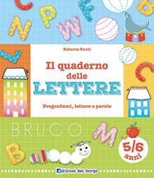 Il quaderno delle lettere