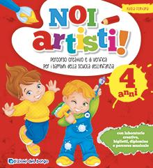 Noi artisti! - 4 anni