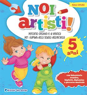 Noi artisti! - 5 anni