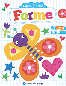 Grandi stickers - Forme