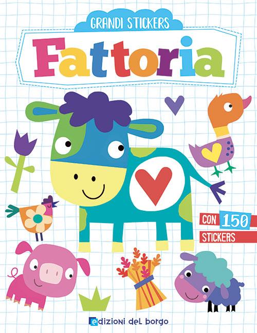 Grandi stickers - Fattoria