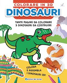 Colorare in 3D - Dinosauri