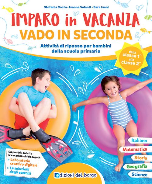 Imparo in Vacanza - vado in seconda