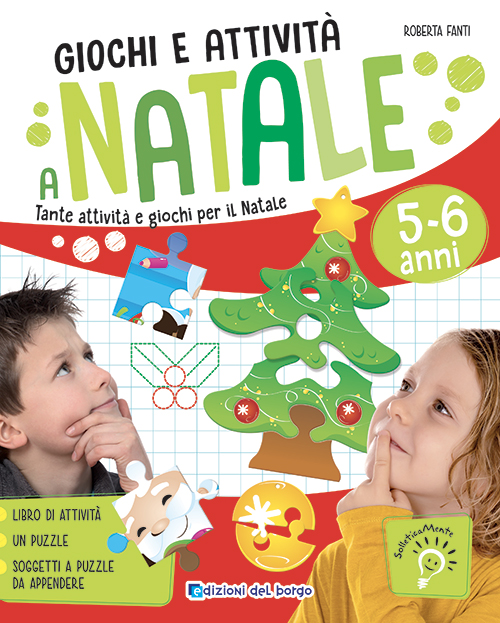 Giochi e attività a Natale