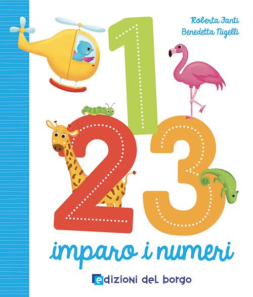 1 2 3 imparo i numeri