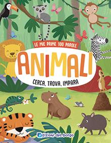 Animali - Cerca, trova, impara