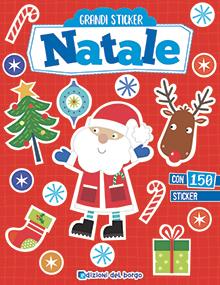 Grandi stickers - Natale