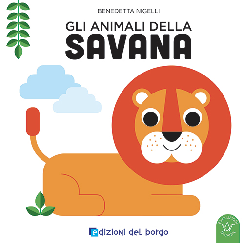 Gli animali della savana